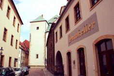Rundgang VI I am Domkeller. #diewocheaufinstagram #ausflug #momentaufnahme #altstadt #freiberg #sachsen