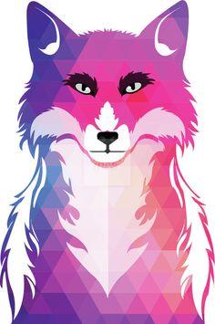 Fox Vector Art