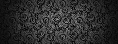 Black Print Facebook Cover