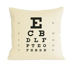 cool pillows. could also make some with periodic table, scientific figures