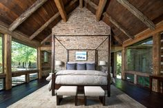 Two Rivers House by Snake River Interiors