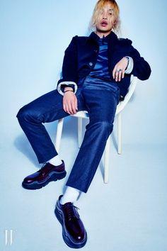 Keith Ape, Fashion Poses, Fashion Editorials, Charming Man, Esquire, Asian Boys, Mens Suits, Editorial Fashion, Hip Hop