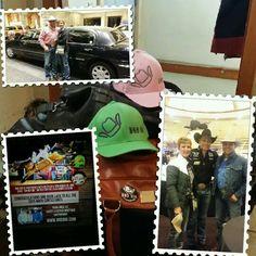 Amazing trip to the #NFR!  #nodbig #nodbigapparel #rodeo #NFR #RepresentYourEvent www.nodbig.com