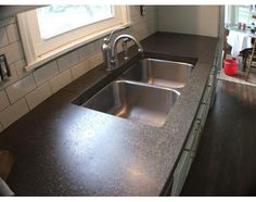 1000 images about homemade countertops on pinterest for Homemade cleaning solution for concrete