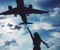 58 Super Ideas For Travel Airplane Photography Cloud Airplane Photography, Travel Photography, Grunge Photography, Girl Photography, Airplane Wallpaper, Airplane Travel, Adventure Is Out There, Oh The Places You'll Go, Belle Photo
