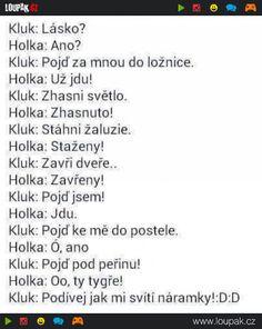 Kluk a holka | Loupak.cz