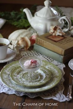 The Charm of Home: Anne of Green Gables Tea