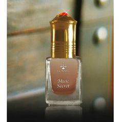 Parfum natural Musc Secret