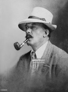 Occulist, writer, and mountaineer Aleister Crowley smoking a pipe, England, circa Man Smoking, Cigar Smoking, Smoking Pipes, Image Storage, Aleister Crowley, Psychedelic Music, Mens Attire, Book Projects, Old Master