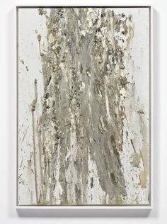 julianminima:  Dan Colen Untitled, 2008 Oil on canvas in artist's frame