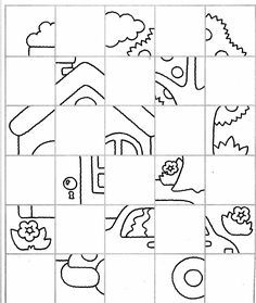 completar a cena,Atividades com: FIGURA FUNDO, COMPLETAR A FIGURA e COMPLETAR A SEQUÊNCIA.educação infantil,anos iniciais,coordenação motora fina Puzzles For Kids, Worksheets For Kids, Therapy Activities, Preschool Activities, Drawing For Kids, Art For Kids, Number Writing Practice, Preschool Assessment, Math Pages