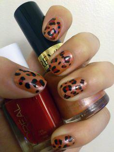 """Sexy Leopard Print """"rawr"""""""