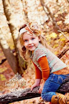 Coral and Gold Headband by zovydesign on Etsy, $26.00