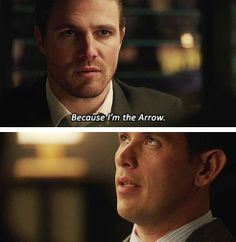 Arrow - Oliver & Sebastian Blood #2.21 #Season2