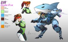 The alternate Overwatch skins of our dreams (and nightmares) Overwatch Costume, Overwatch Memes, Overwatch Fan Art, Overwatch Comic, Overwatch Genji, Character Concept, Concept Art, Character Design, Overwatch Skin Concepts