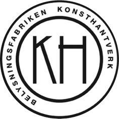 Taklampor - Konsthantverk