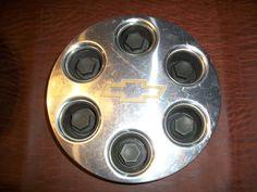 00-03 Chevy Silverado Tahoe ETC 15004143 Wheel Center Cap Wheel Hubcap #3 #FactoryOEM