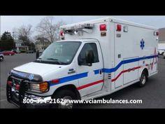 Used Ambulance 2006 Marque B31104 VCI PreOwned Used Ambulances