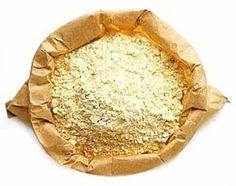 Besan flour or chickpea flour has been used to lighten the skin in India for many years. Find recipes here http://angiewoods.hubpages.com/hub/Natural-Skin-Lightening-With-Gram-Flour #skinwhitening