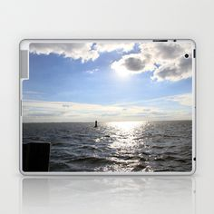 Look in the World Laptop & iPad Skin by Angelika Kimmig - $25.00