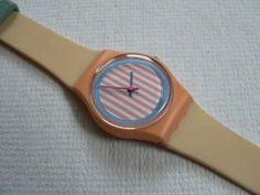 Kir Royale  LP102   Swatch Watch...my exact one!