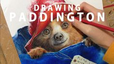 Drawing Paddington Ours Paddington, School Projects, Drawings, Youtube, Little Things, Sketches, Drawing, Portrait, Resim