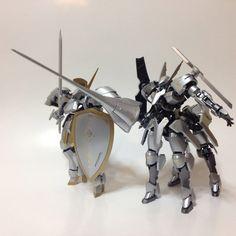 Custom Build: HG 1/144 Grimgerde Grano - Gundam Kits Collection News and Reviews