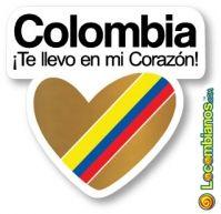 Mi Colombia querida!