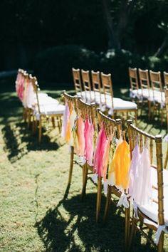 Wedding Ceremony, Sand Acre Estate, Photo: Jessica Castro Weddings - California Wedding http://caratsandcake.com/euniandlee