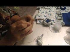 Come realizzare dei fiori imbottiti :) - YouTube