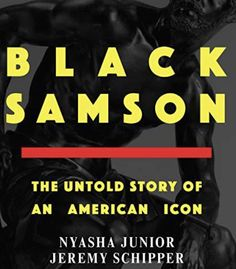 Twitter shout out on Black Samson: The Untold Story of an American Icon