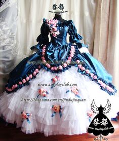 Cosplay Dress, Costume Dress, Gowns Of Elegance Goddesses, Beautiful Dresses, Nice Dresses, Southern Belle Dress, 1800s Clothing, Girls White Dress, Frilly Dresses