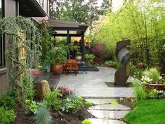 Are you looking for the landscaping ideas for front of house without spending a lot of money in the process?