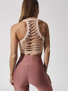 Movement in Nectar by Alo Yoga from Yoga Outfits, Yoga Pants Outfit, Sport Outfits, Fitness Style, Gym Style, Moda Fitness, Yoga Fashion, Sport Fashion, Fitness Fashion