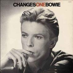 Capa da coletânea de David Bowie lançada em 1976.