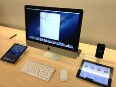 iFixitが21.5インチ新型iMacを分解!CPU・メモリー・HDDは交換可能と判明!