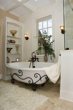 Round tub