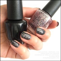 OPI BREAKFAST AT TIFFANY'S COLLECTION SWATCHES/REVIEW | Beautygeeks
