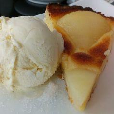 Tarta de pera puro vicio