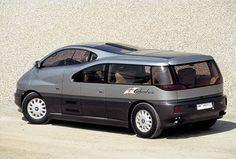 BMW Columbus (ItalDesign), 1992
