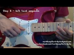 """(tutorial) Learn to play the """"Sultans of Swing"""" end solo riff in 10 minutes Sultans Of Swing, Electric Guitar Lessons, Mark Knopfler, Guitar Songs, Soloing, Left Handed, Dire Straits, Play, Learning"""