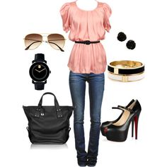 Casual Business Outfit! Love., created by d-crowe on Polyvore