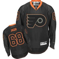 Shop Reebok Philadelphia Flyers Black Ice Claude Giroux Jersey - Senior  from Pure Hockey. We offer the largest selection of Licensed Jerseys at the  lowest ... 9c434cab6