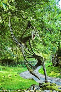 The Statue, Chapel-le-Dale in the Yorkshire Dales National Park, North Yorkshire, England Yorkshire England, Yorkshire Dales, North Yorkshire, European Destination, European Travel, James Herriot, Republic Of Ireland, Anglo Saxon, Lake District