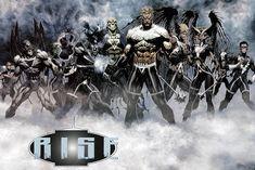Superboy Prime, Auras, Blackest Night, Dc Comics, Tim Drake Red Robin, Black Lantern, Stephanie Brown, Comic Page, Batgirl