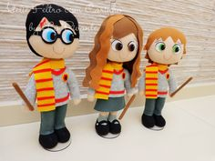 harry-potter-em-feltro-turma-harry-potter.jpg 1.200×900 pixels