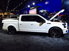 2015 Ford F-150 Show Trucks – Roundup of All Nine Pimped Pickups for