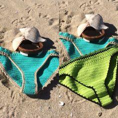 www.amdbeachwear.com Sieh dir dieses Produkt an in meinem Etsy-Shop https://www.etsy.com/de/listing/264935615/bikinibottom-bikinihoschen-gehakelt-made #crochet Bikini #Bikini crochet #Häkelbikini #swimsuit #beachwear #crochet