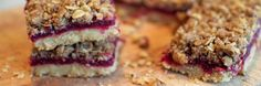 Turn Leftover Cranberry Sauce into Easy Streusel Bars...and More!
