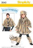 Simplicity Sewing Pattern 3940 Child Jackets and Coats, A (3-8 and XS-XL) - http://sewingpins.net/sewing/sewing-patterns/simplicity-sewing-pattern-3940-child-jackets-and-coats-a-3-8-and-xs-xl/